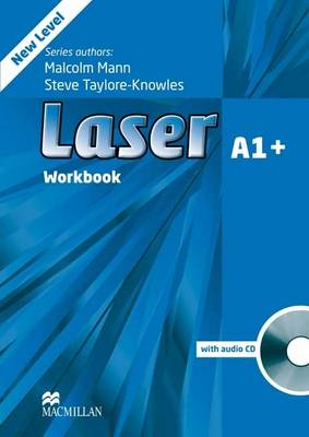 Laser A1+: Workbook without Key + Audio CD Pack (BOK)
