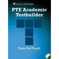 PTE Academic Testbuilder Student Book with Audio CDs (BOK)