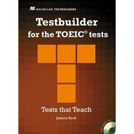 Testbuilder for the TOEIC Tests Student Book and Audio CD Pa (BOK)