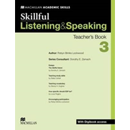 Skillful Listening and Speaking Teacher's Book + Digibook + Audio CD Level 3 (BOK)