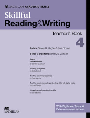 Skillful Reading and Writing Teacher's Book + Digibook Level (BOK)