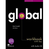 Global Advanced: Workbook & CD with Key (BOK)