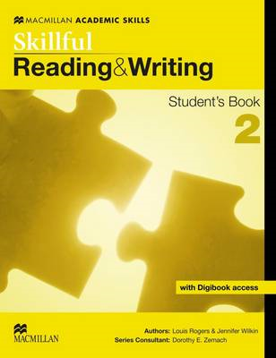 Skillful - Reading and Writing - Level 2 Student Book and Di (BOK)