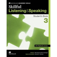 Skillfull Listening and Speaking Student's Book + Digibook Level 3 (BOK)