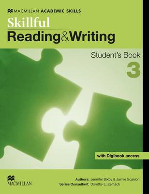 Skillful - Reading and Writing - Level 3 Student Book and Di (BOK)