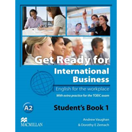 Get Ready for International Business Student's Book with TOEIC Level 1 (BOK)