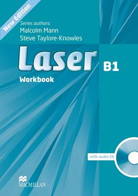 Laser Workbook (- Key) + CD Pack Level B1 (BOK)