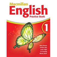 Macmillan English Practice Book & CD-ROM Pack New Edition Level 1 (BOK)