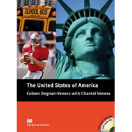 Macmillan Cultural Readers: The United States of America with CD Pre-intermediate Level: Pre-interme (BOK)