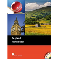 Macmillan Cultural Readers - England with Audio CD (BOK)