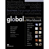 Global Business Class Eworkbook Pre-intermediate Level (BOK)