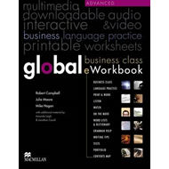 Global Business Class EWorkbook Advanced Level (BOK)