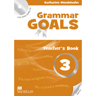 Grammar Goals: Level 3: Teacher's Book Pack (BOK)