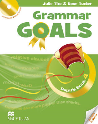 Grammar Goals Level 4 Pupil's Book Pack (BOK)