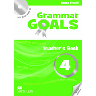 Grammar Goals: Level 4: Teacher's Book Pack (BOK)