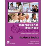 Get Ready for International Business Student's Book with BEC Level 2 (BOK)