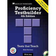 New Proficiency Testbuilder Student Book + Key + MPO Pack (BOK)