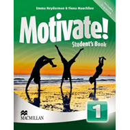 Motivate! Student's Book Pack Level 1 (BOK)