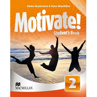 Motivate! Student's Book Pack Level 2 (BOK)