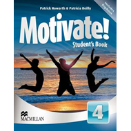 Motivate Student Book Pack Level 4 - Includes Digibook (BOK)