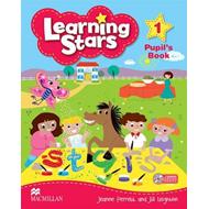 Learning Stars Level 1 Pupil's Book Pack (BOK)
