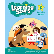Learning Stars Level 2 Activity Book (BOK)