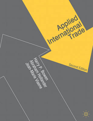 Applied International Trade (BOK)