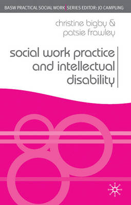 Social Work Practice and Intellectual Disability (BOK)