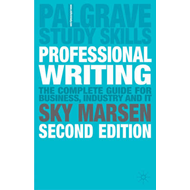 Professional Writing (BOK)