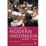 History of Modern Indonesia Since C. 1200 (BOK)