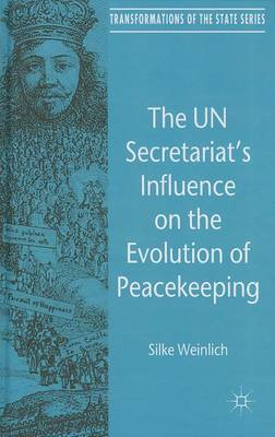 Secretariat's Influence on the Evolution of Peacekeeping (BOK)