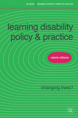 Learning Disability Policy and Practice (BOK)