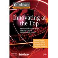 Innovating at the Top: How Global CEOs Drive Innovation for Growth and Profit (BOK)