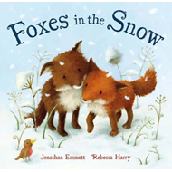 Foxes in the Snow (BOK)