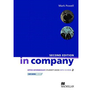 In Company Upper Intermediate Student Book + CDR Pack (BOK)