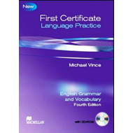 First Certificate Language Practice Student Book Pack with K (BOK)