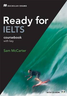 Ready for IELTS Student / Course Book with Key and CD-ROM (BOK)