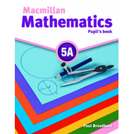 Macmillan Mathematics 5 Pupil's Book A with CD ROM (BOK)