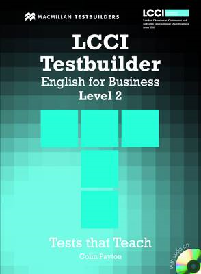 LCCI Testbuilder 2 with Audio CD (BOK)