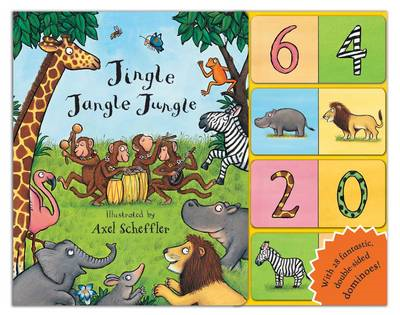 Jingle Jangle Jungle Dominoes! (BOK)