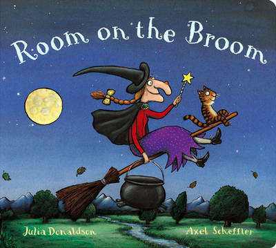 Room on the Broom (BOK)