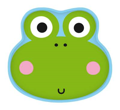 Squirty Bath Books: Frog (BOK)
