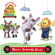 Driver Dan's Story Train: Dance Yourself Dizzy (BOK)