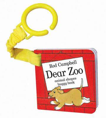 Dear Zoo Animal Shapes Buggy Book (BOK)