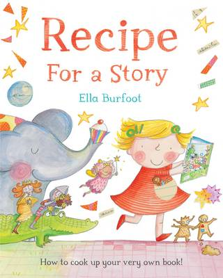 Recipe For a Story (BOK)