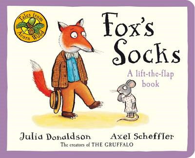 Tales from Acorn Wood: Fox's Socks (BOK)