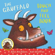 My First Gruffalo: Touch-and-Feel (BOK)