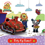 Driver Dan's Story Train: Tidy-up Time (BOK)