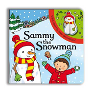 Sparkly Christmas: Sammy the Snowman! (BOK)