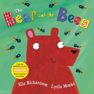 Bear and the Bees (BOK)